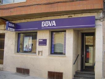 Banco bilbao vizcaya argentaria vallelado segovia for Banco bilbao vizcaya oficinas